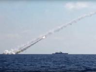 Россия готовит испытательные ракетные пуски у побережья Сирии