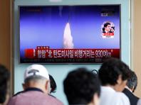 """""""Подарок"""" к саммиту G20: Северная Корея запустила очередную баллистическую ракету"""