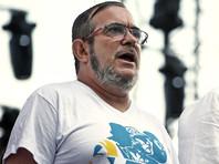 Лидер колумбийских повстанцев по прозвищу Тимошенко попал в реанимацию после инсульта