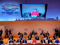 Меркель призвала лидеров G20 вместе помочь миллионам людей решить их проблемы