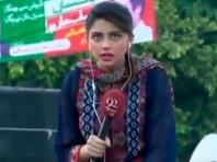 """""""Умершая"""" в прямом эфире пакистанская журналистка жива и злится на соцсети"""