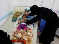 Число жертв эпидемии холеры в Йемене превысило 1500 человек