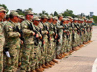 Армия Грузии на деньги от США меняет автоматы Калашникова на американские винтовки, чтобы соответствовать стандартам НАТО