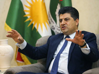 Глава разведывательного управления и группы по борьбе с терроризмом в региональном правительстве Иракского Курдистана Лахура Талабани сказал, что уверен в этом на 99%