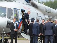 Путин прилетел в Финляндию, опоздав всего на полчаса