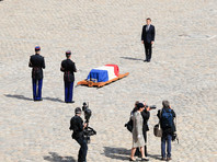 Бывшую узницу нацистских лагерей Симону Вейль похоронят в парижском Пантеоне