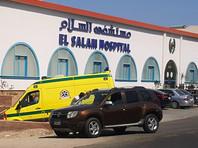 В больнице Каира сообщили об улучшении состояния раненной в Хургаде россиянки, ей предлагают продолжить отдых