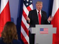Трамп сообщил в Польше о дестабилизирующем поведении России в Восточной Европе