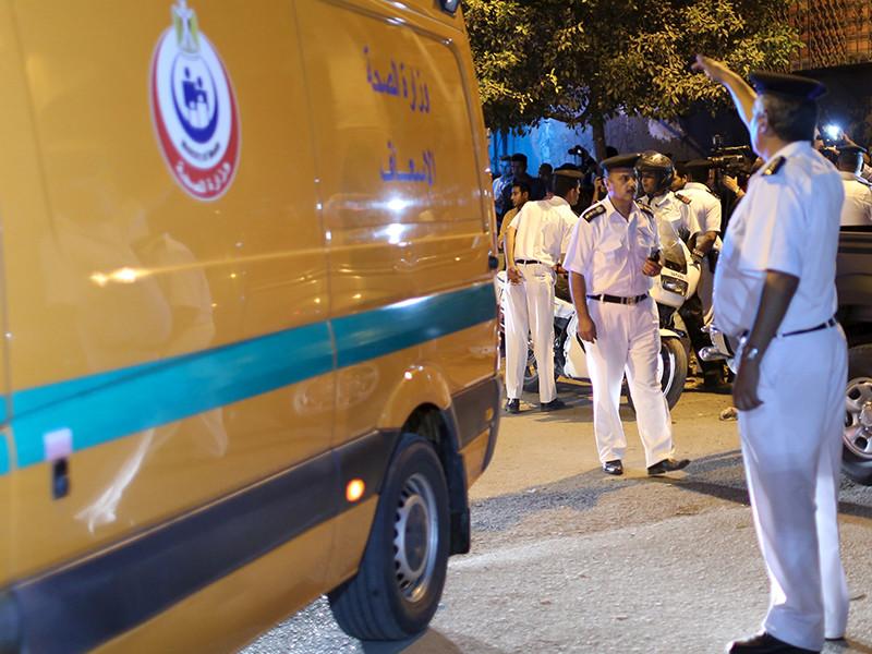 В Египте на курорте в городе Хургада неизвестный совершил нападение на постояльцев отеля