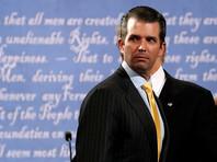 Сын Трампа представил данные о сборе компромата на Клинтон главой Генпрокуратуры РФ