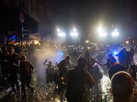 Двое россиян задержаны в связи с беспорядками во время саммита G20 в Гамбурге