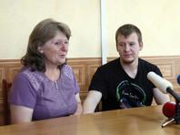 Мать задержанного на Украине россиянина Агеева увиделась с ним