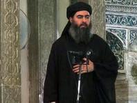 """Лидер """"Исламского государства""""* Абу Бакр аль-Багдади, которого Министерство обороны РФ похоронило месяц назад, скорее всего, жив и находится к югу от города Ракка"""