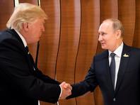 При первом приветствии на G20 Трамп не стал тянуть Путина за руку, ограничившись похлопываниями (ВИДЕО)
