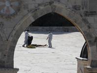 Стрельба на Храмовой горе в Иерусалиме - есть раненые