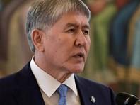 """Президент Киргизии рассказал об угрозах ракетным ударом от """"некоторых стран"""" до вывода авиабазы США из республики"""
