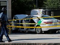 В Бостоне таксист въехал в толпу людей: 10 человек госпитализированы