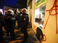 В Гамбурге погромы перед саммитом G20: горели автомобили, побиты витрины