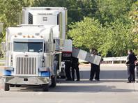 Девять мигрантов из Мексики умерли от духоты в грузовике, перевозившем их в США