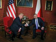 Трамп прибыл с визитом в Польшу: подписано соглашение о поставках Варшаве систем ПВО Patriot