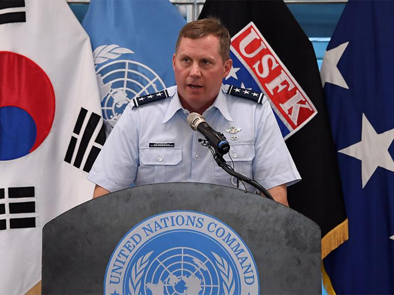 США и Южная Корея провели ракетные учения в ответ на новый запуск баллистической ракеты КНДР