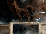 ЧП произошло в провинции Хомс в восточных пригородах столицы - города Хомс. Убитый - Халед Альхатед - работал на арабское бюро RT