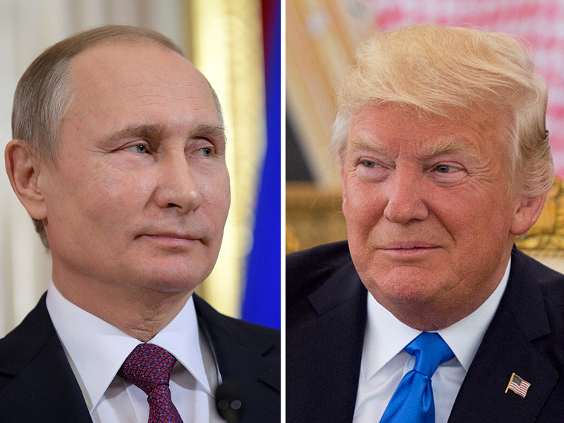 С приближением первой личной встречи президента США Дональда Трампа и главы РФ Владимира Путина американская пресса продолжает высказывать предостережения по поводу возможного хода беседы двух лидеров