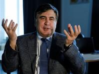 Саакашвили заявил, что его лишили гражданства Украины, подделав анкету