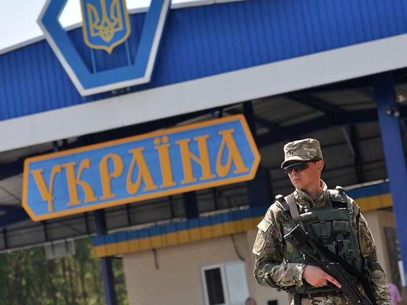 Украина с 1 января 2018 года введет обязательную предварительную электронную регистрацию для въезжающих в страну российских граждан