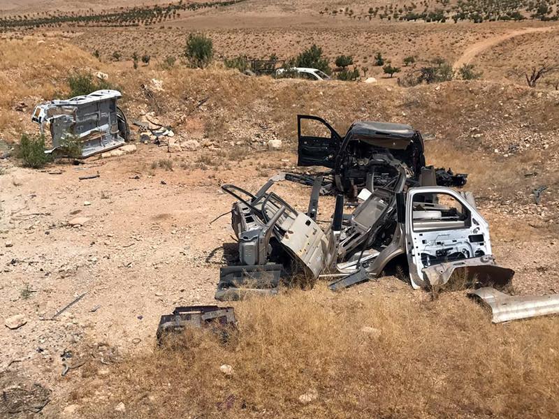 """В Сирии при обстреле, который устроили террористы """"Исламского государства""""*, погиб корреспондент RT"""