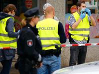 Стрельба в ночном клубе в Германии: двое убитых