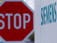 Накануне в Siemens подтвердили, что по меньшей мере две газовые турбины, которые были поставлены в Россию для энергетического проекта на Таманском полуострове, были перевезены в Крым в нарушение контрактов