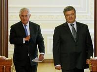 Госсекретарь Тиллерсон привез в Киев спецпредставителя США по Украине