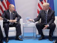 """""""Обстановка накалялась"""": Путин и Трамп 40 минут обсуждали вмешательство РФ в выборы"""
