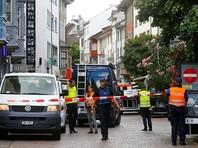 В Швейцарии задержали мужчину, напавшего на прохожих с бензопилой