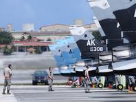 Два бомбардировщика В-1 взлетели с американской военной базы Andersen в Гуаме. Миссия продлилась 10 часов. Они долетели до Корейского полуострова и пролетели вблизи демилитаризованной зоны, разделяющей Северную и Южную Кореи вдоль 38-й параллели