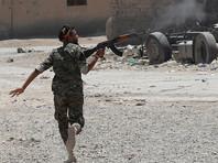 Сирийская армия объявила о возвращении контроля над шестью нефтяными полями в Ракке