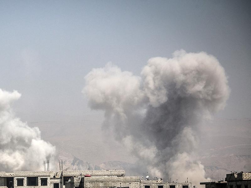 В Сирии под минометным обстрелом боевиков погиб российский военный советник капитан Николай Афанасов
