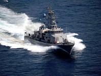 На этой неделе патрульный корабль американских военно-морских сил США Thunderbolt уже делал несколько предупредительных выстрелов в направлении иранского судна в Персидском заливе