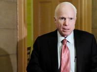 У сенатора Маккейна диагностировали рак мозга