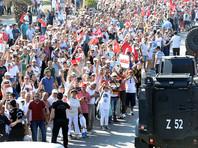 Сами организаторы заявляют, что к ним присоединились 1,6 млн сторонников