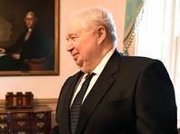 Сергей Кисляк был назначен чрезвычайным и полномочным послом России в США в 2008 году