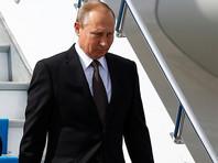Борт Путина при полете в Гамбург сделал крюк в 500 километров, чтобы не пролетать над Польшей