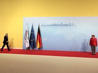 """В Гамбурге утром в пятницу стартовал 12-й саммит G20, который пройдет в Германии 7-8 июля. Мероприятие началось с церемонии официальной встречи канцлером Германии Ангелой Меркель глав делегаций государств - участников """"группы двадцати"""""""