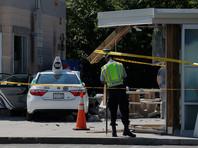 По предварительной информации, правоохранительные органы квалифицировали произошедшее как ДТП, а не теракт