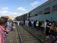 По предварительной информации, один поезд выехал из Каира, а второй состав - из портового города на северо-востоке страны Порт-Саида. Столкновение произошло в районе Александрии. Несколько вагонов подвижных составов сошли с рельсов