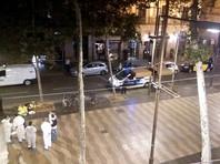 Испанские власти связывают теракт в Барселоне со взрывами в Альканаре и попыткой наезда на людей в Камбрильсе