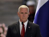 Телохранителей вице-президента США поймали, когда они водили в охраняемый отель женщин