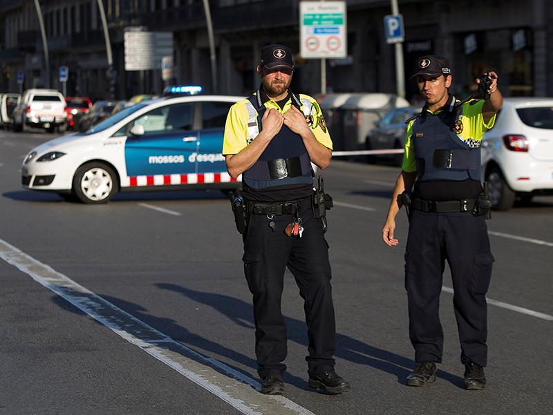 Полиция Испании признала, что прозевала каталонских террористов, когда они готовили взрыв