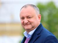 Додон отчитал главу парламента и правительства Молдавии, отказавшихся обсуждать с ним тему Рогозина